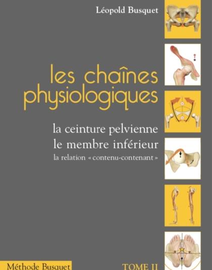 Les chaînes physiologiques Tomr 2