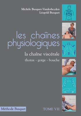 Les chaînes physiologiques T7